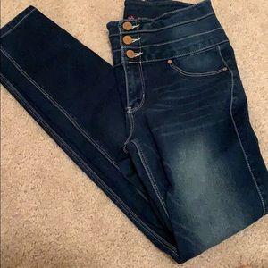 Denim - 2b bebe jeans high waisted 🌹